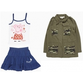 Children's Clothes £5 @ Everything 5 Pounds