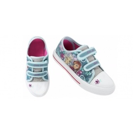 Disney Frozen Canvas Shoes £6.49 @ Argos