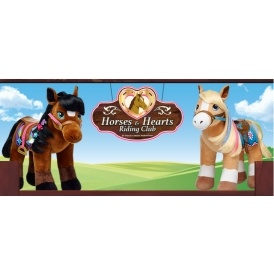 Horses & Hearts Riding Club @ Build-a-Bear