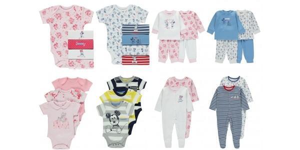 2 For £10 On Disney Babywear Sets @ Asda George