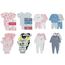 2 For £10 On Disney Babywear Sets