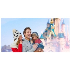 4 Night Disneyland Paris Break £89pp