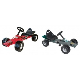 Ride On Go Kart £35 (Was £60) @ Tesco Direct