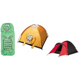 20% Off £50 Spend On Camping