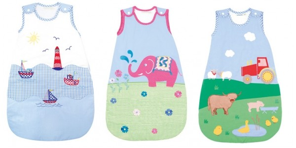 20% Off Baby Sleeping Bags & Swaddles Plus Free Delivery @ JoJo Maman Bebe