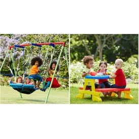3 for 2 On ALL Outdoor Toys @ ELC