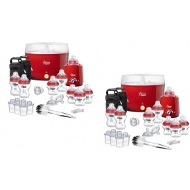 Red Tommee Tippee Essentials Kit £59.99