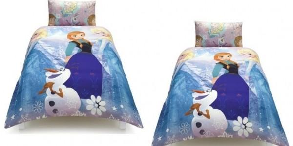 Disney Frozen Single Duvet Cover Set £6 @ Tesco Direct
