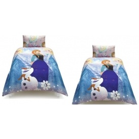 Disney Frozen Single Duvet Cover Set £6
