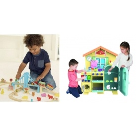 Bank Holiday Toy Discounts @ Tesco Direct
