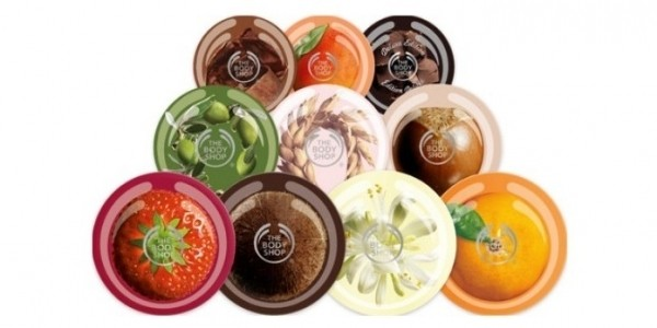 40% Off Using Code @ The Body Shop