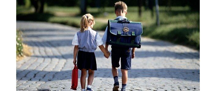 Should Children Walk To School Alone?