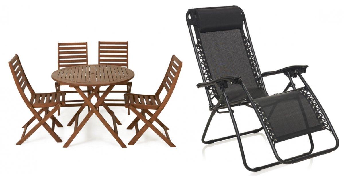 Bank Holiday Garden Furniture Deals Wilko