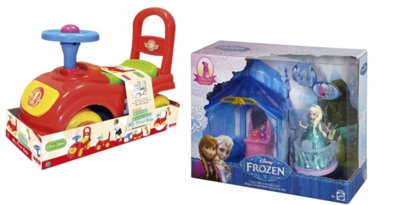 FREE Delivery/Click & Collect On Toy Orders Over £10 @ Tesco Direct