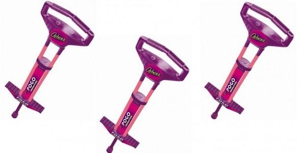 Ozbozz Pink & Purple Pogo Stick £10 Delivered @ Tesco Direct