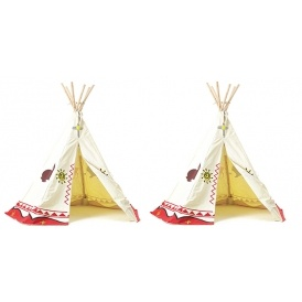 Wigwam Play Tent £20 Delivered (With Code)