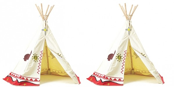 Wigwam Play Tent £20 Delivered (With Code) @ The Works
