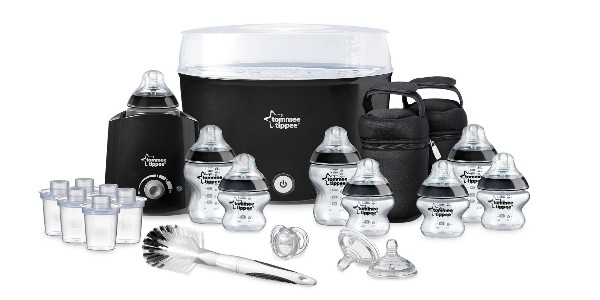 Tommee Tippee Black Closer To Nature Essentials Kit £52 Delivered @ Mamas & Papas