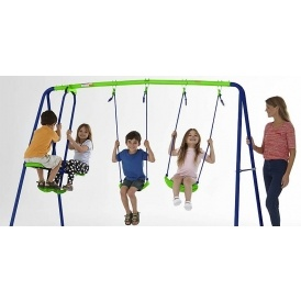 Sportspower Multiplay Swing Set £30 @ Asda