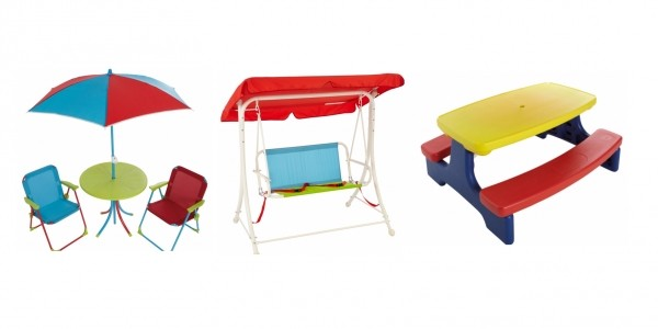(Expired) 20% Off Selected Garden Furniture @ Asda George