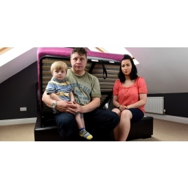 Parents Warn Of Lift-Up Bed Dangers