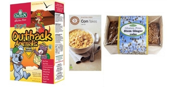 40% Off Everything: Gluten Free Foods @ Freego