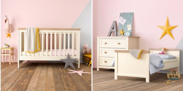 FREE Mattress Worth £90 With The Lulworth Cot Bed @ Mothercare