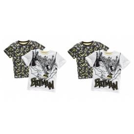 2 Pack Batman T-Shirts £6.66