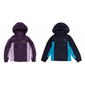 Kids Trespass Waterproof Jackets £8.99