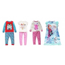 Kids Nightwear £3.99 @ Argos