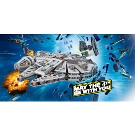 FREE Lego Star Wars Gifts @ Lego Shop