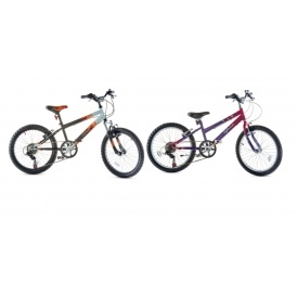 "Kid's 20"" Bikes £59.99 Delivered @ Aldi"