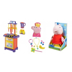 Up to 50% Off Peppa Pig @ The Entertainer