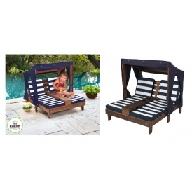 KidKraft Double Chaise Lounger £69.99