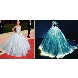 The Light-Up Cinderella Fairytale Dress