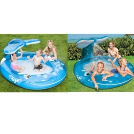 Intex Whale Spray Pool £14.49 Delivered