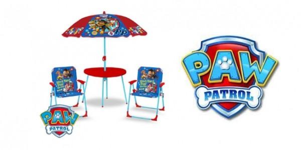 Paw Patrol Garden Set £24.99 Free C&C @ Home Bargains