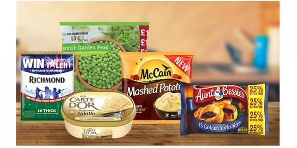 Frozen Meal Deal £5 @ Co-operative