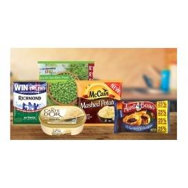 Frozen Meal Deal £5 @ Co-op