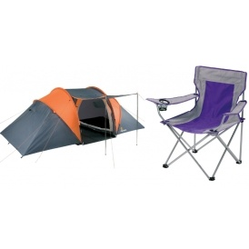 Up To Half Price Camping Sale @ Halfords
