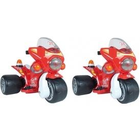 Firefighter Trimoto 6V Ride On Bike £35 Del