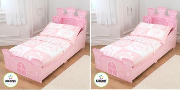 KidKraft Princess Castle Toddler Bed £114.99 Delivered @ Costco