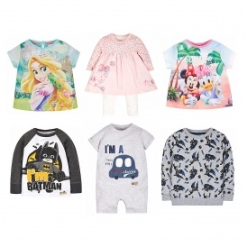 New Lines In Clothing Outlet @ Mothercare