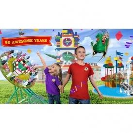 Kids Go Free On Short Breaks @ Legoland