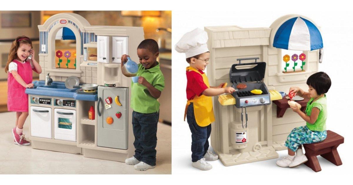 Asda Little Tikes Cook N Store Kitchen