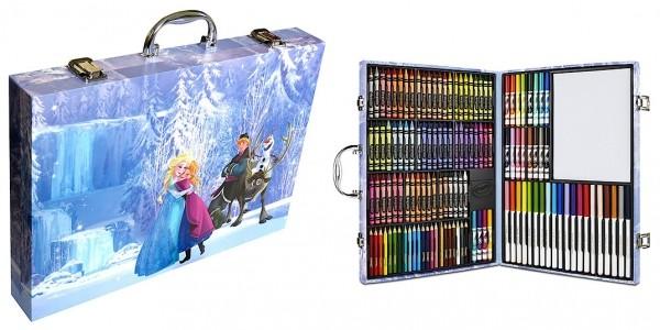 60% Off Crayola Disney Frozen Inspiration Art Case @ The Entertainer