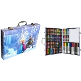 60% Off Crayola Frozen Art Case