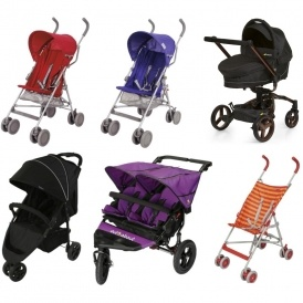 20% Off Pushchairs & Strollers