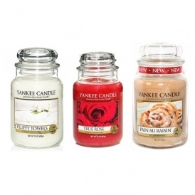 30% Off Yankee Candles & Free Delivery