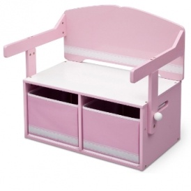 Children 3-in-1 Storage Bench/Desk £34.99